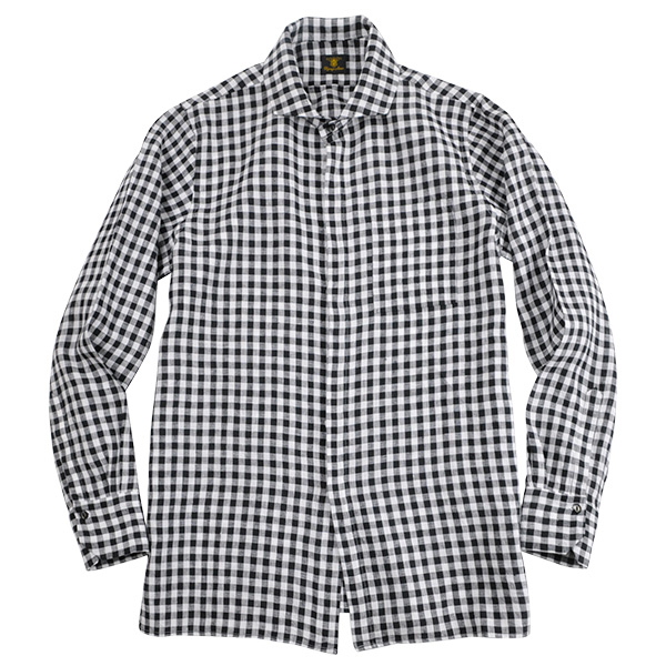 3d_2aa_da_flyfront_ginghamcheck_linen_shirt