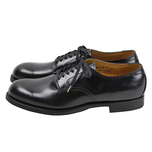 Black Sign Quot Navy Last Dress Oxford Shoes Quot Masuya