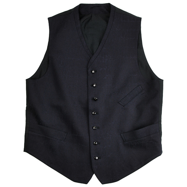 2d_22a_bs_crocodile_jacquard_antique_vest1