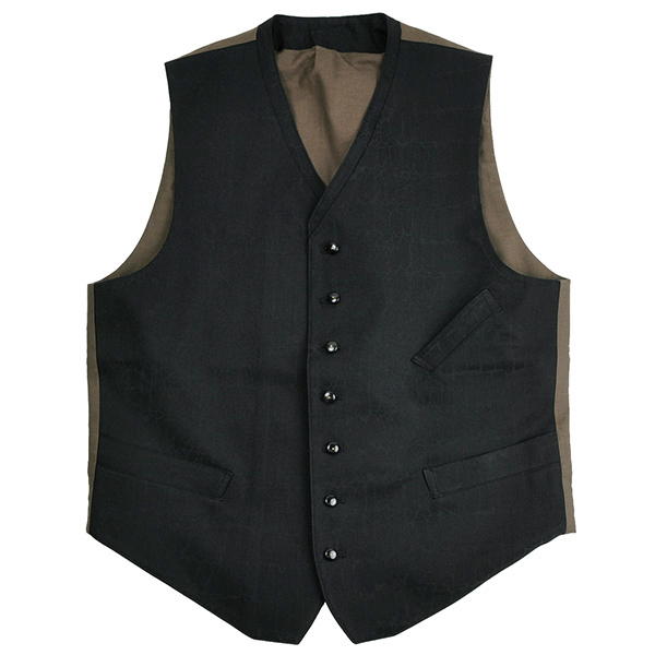 2d_22a_bs_crocodile_jacquard_antique_vest2