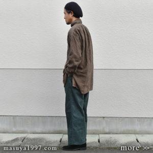 "DjangoAtour ""da corduroy easy pants"""