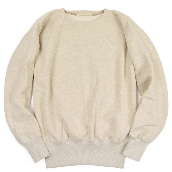 5f_101aa_oh_extra_cotton_fleece_crewneck_ls_oatmeal